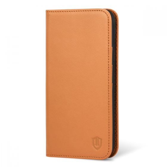 SHIELDON Samsung Galaxy S9 Plus Case, Samsung S9 Plus Book Flip Folio Leather Wallet Case with Kickstand