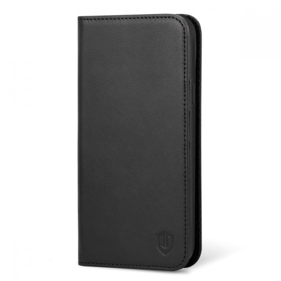 SHIELDON Samsung S9 Wallet Case - Galaxy S9 Leather Case with Kickstand and Magnetic Closure