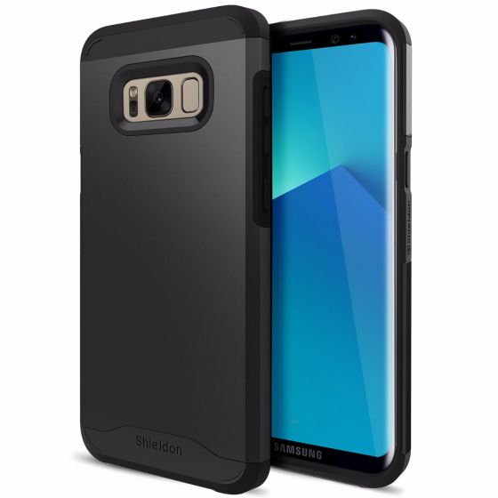 SHIELDON Samsung Galaxy S8 Case for Drop Protection