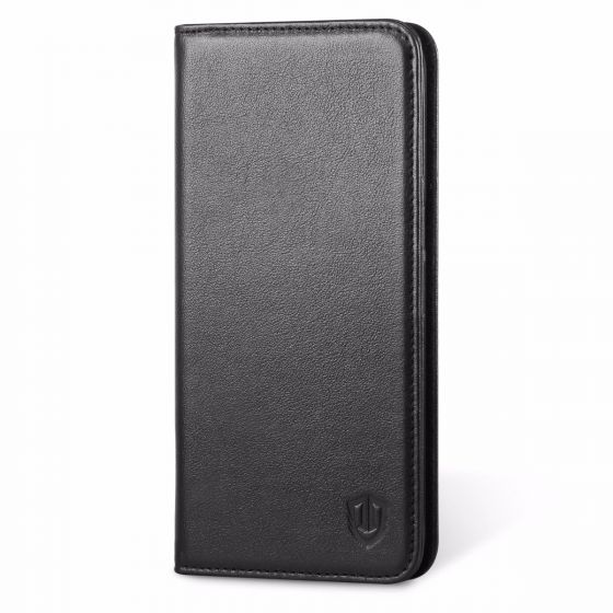 SHIELDON Galaxy S7 Edge Genuine Leather Book Case