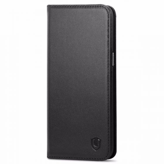 SHIELDON Galaxy S8 Genuine Leather Wallet Case - Samsung S8 Case