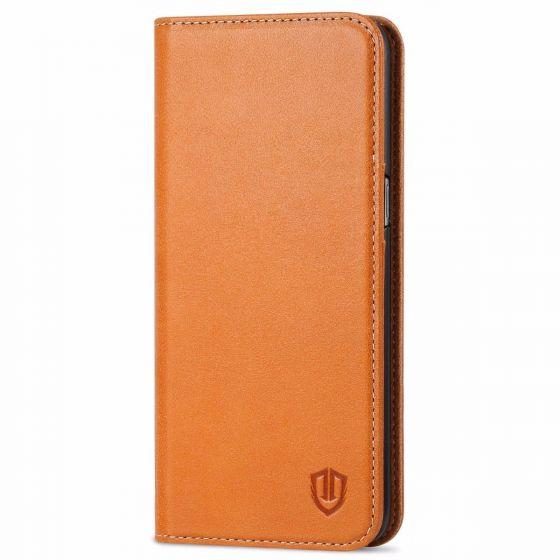 SHIELDON Galaxy S8 Genuine Leather Case - Samsung S8 Wallet Case