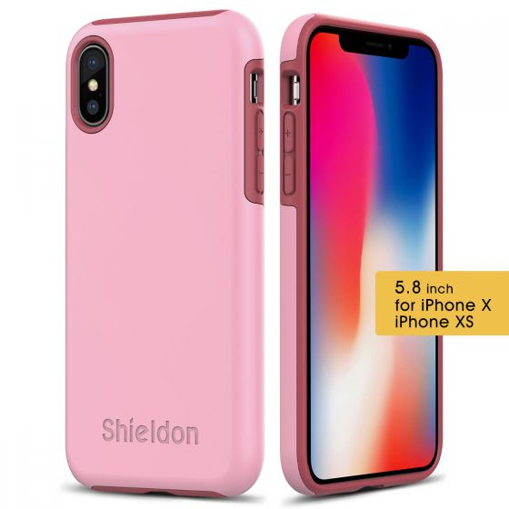 huge selection of 306ab 129c9 TPU iPhone X Drop Protection Case and iPhone X Wallet Case made from ...
