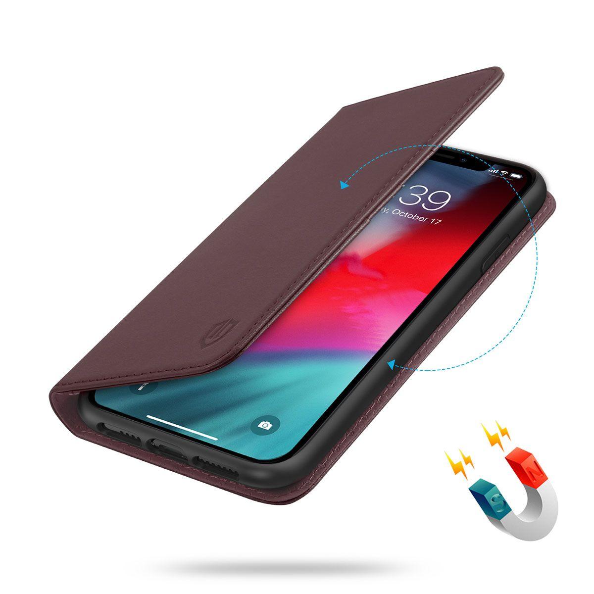 iphone xs max flip case