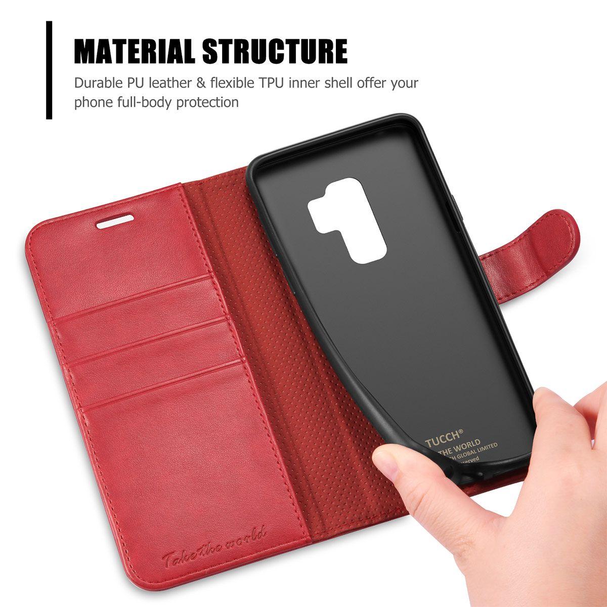samsung galaxy s9 flip phone case