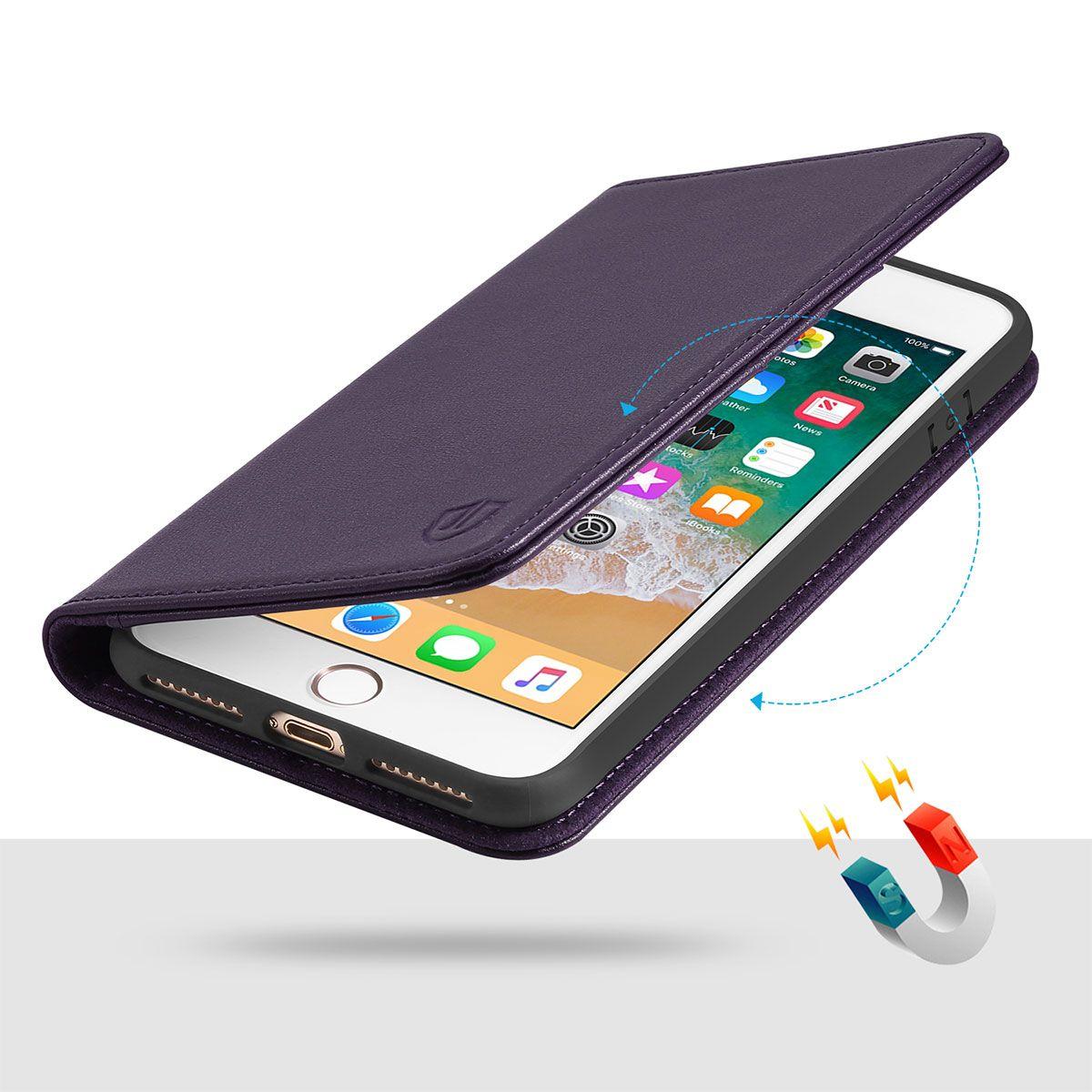custodia folio iphone 7 plus