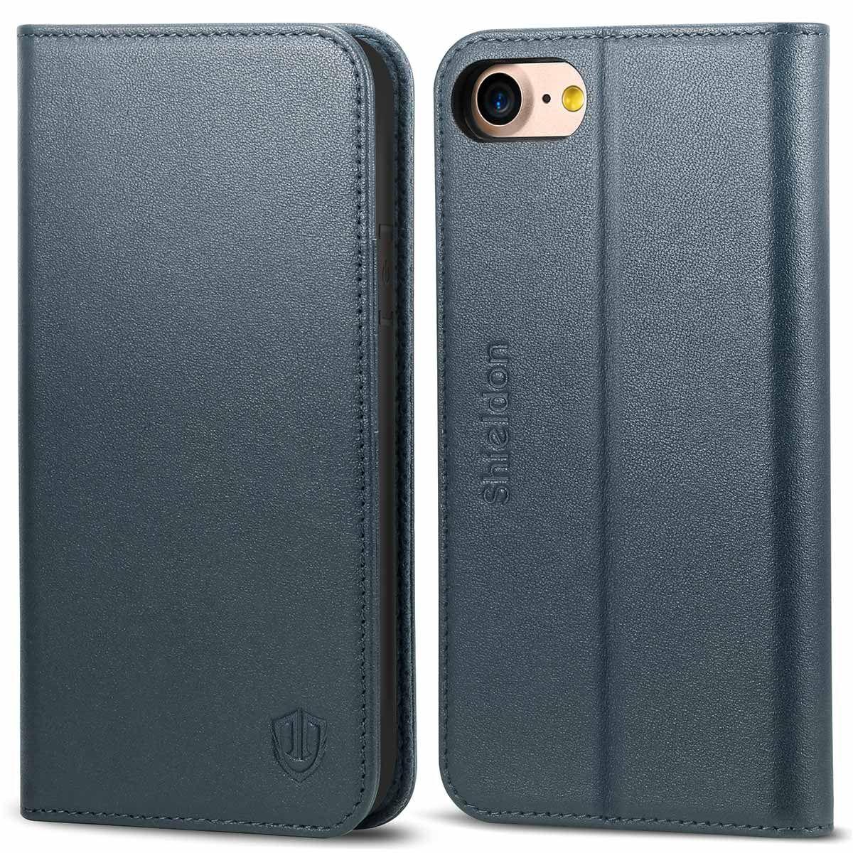 iphone 8 premium leather case