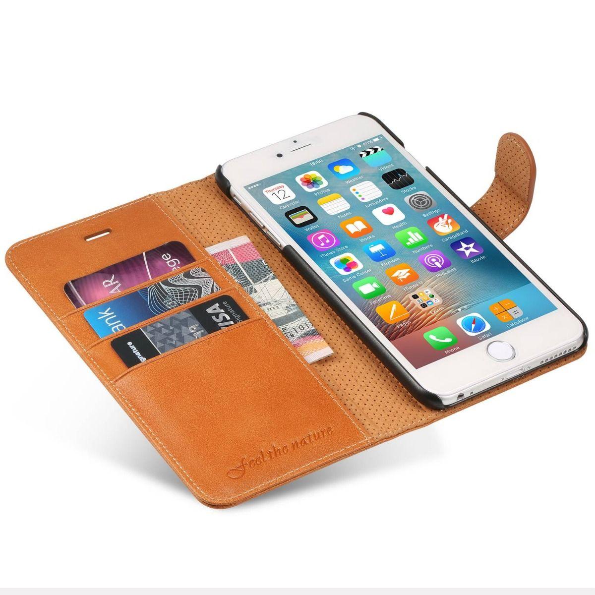 custodia iphone 6 plus flip