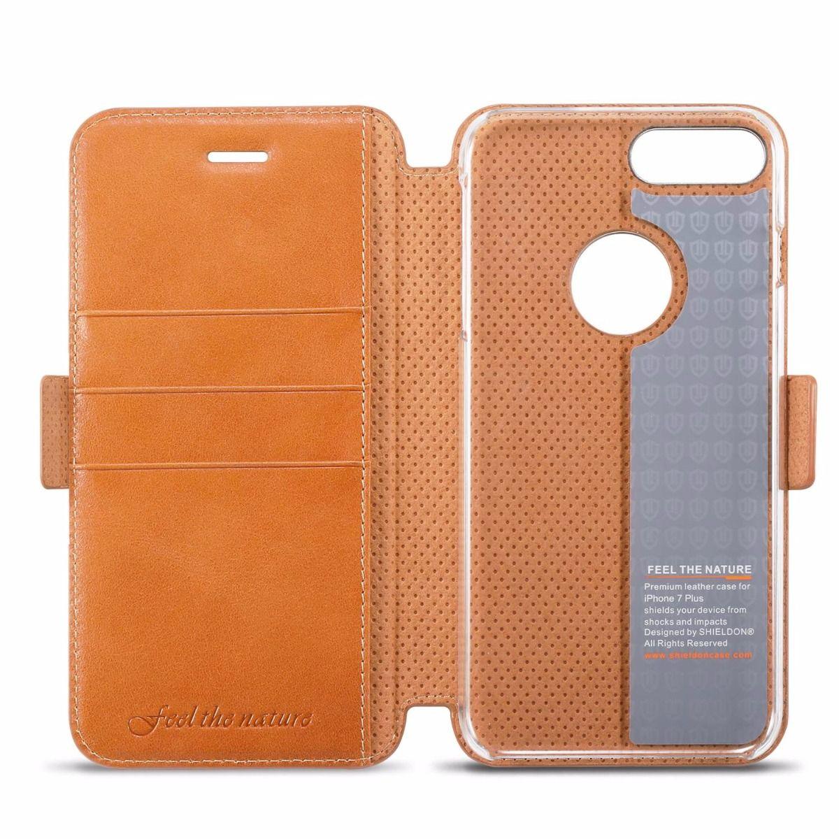 7 plus flip case iphone