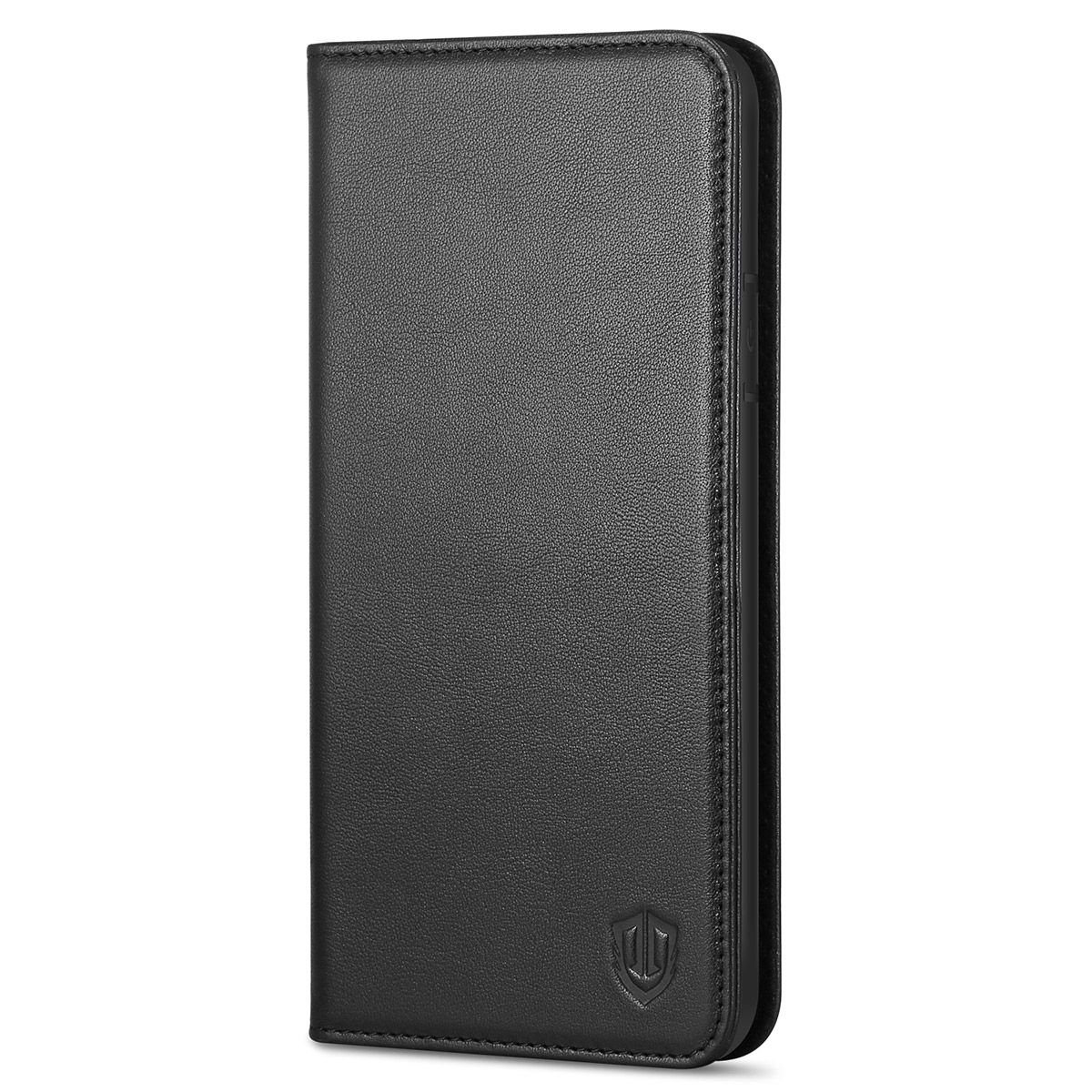 black iphone 8 flip case