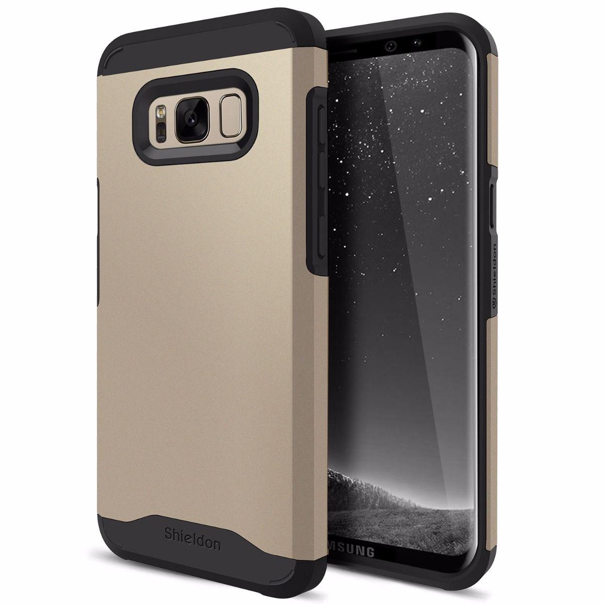 samsung s8 phone case brown