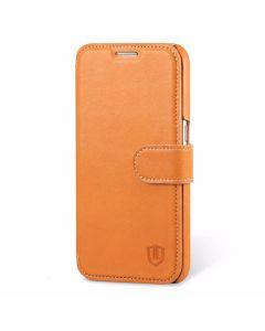SHIELDON Galaxy S7 Genuine Leather Flip Case