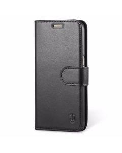 SHIELDON Galaxy S7 Wallet Case - Genuine Leather Case