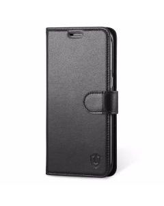 SHIELDON Galaxy S7 Edge Genuine Leather Folio Case