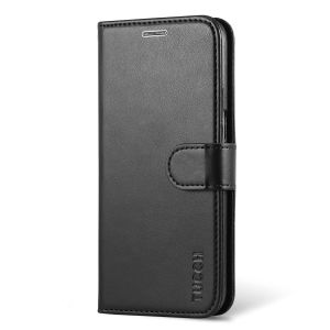 TUCCH Galaxy S7 Leather Wallet Case, Kickstand Feature, Magnetic Closure