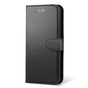 TUCCH iPhone 8 Plus Wallet Case, iPhone 7 Plus Case, Premium PU Leather Flip Folio Case