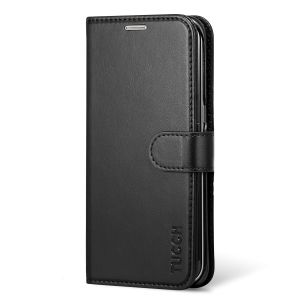 TUCCH Galaxy S7 Edge Wallet Case with Kickstand Feature