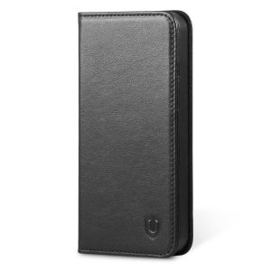 SHIELDON iPhone SE Case - Genuine Leather Wallet Case