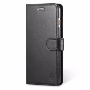 SHIELDON iPhone 7 Plus Leather Case - Premium Genuine Leather Cover
