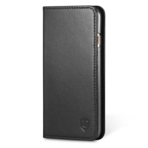 SHIELDON iPhone 6S Wallet Phone Case with Genuine Leather