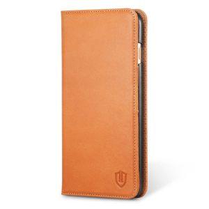 SHIELDON iPhone 6S Plus Genuine Flip Cardholder Book Case