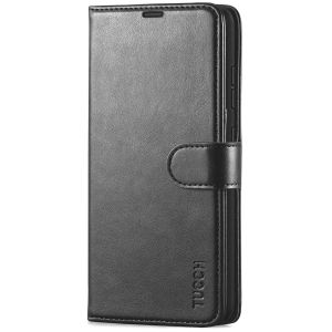 """SHIELDON SAMSUNG Galaxy A52 Case, SAMSUNG A52 5G  Genuine Leather Wallet Case RFID Protective Card Holder Folio Magnetic Stand Protective Cover Compatible with SAMSUNG A52 (6.5"""" 2021)"""