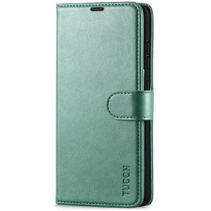 TUCCH SAMSUNG GALAXY A52 Wallet Case, SAMSUNG A52 Flip Case 6.5-inch - Myrtle Green
