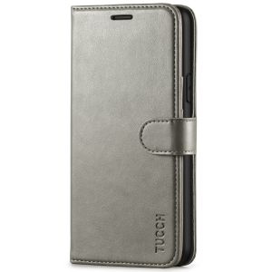 TUCCH iPhone 11 Wallet Case with Magnetic, iPhone 11 Leather Case - Grey