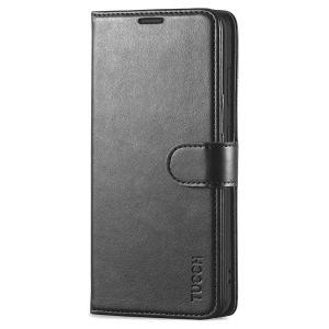 TUCCH SAMSUNG GALAXY S20FE Wallet Case, SAMSUNG S20FE Flip Case 6.5-inch - Black