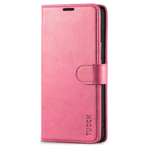 TUCCH SAMSUNG GALAXY S20FE Wallet Case, SAMSUNG S20FE Flip Case 6.5-inch - Hot Pink