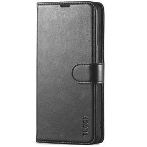 TUCCH SAMSUNG GALAXY S21 Plus Wallet Case, SAMSUNG S21 Plus Flip Case 6.7-inch - Black