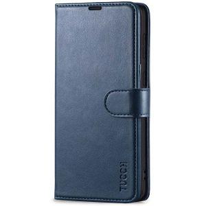 TUCCH SAMSUNG GALAXY S21 Plus Wallet Case, SAMSUNG S21 Plus Flip Case 6.7-inch - Dark Blue