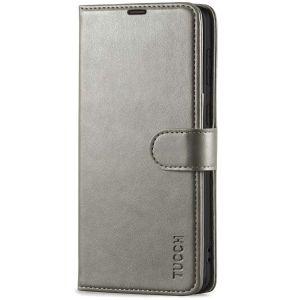 TUCCH SAMSUNG GALAXY S21 Plus Wallet Case, SAMSUNG S21 Plus Flip Case 6.7-inch - Grey