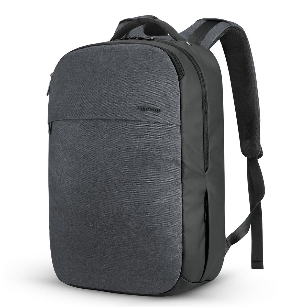 SHIELDON Travel Laptop Backpack 15.6-inch for Men &Women