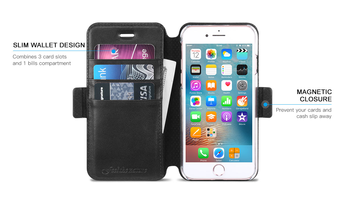 SHIELDON iPhone 7 Genuine Case
