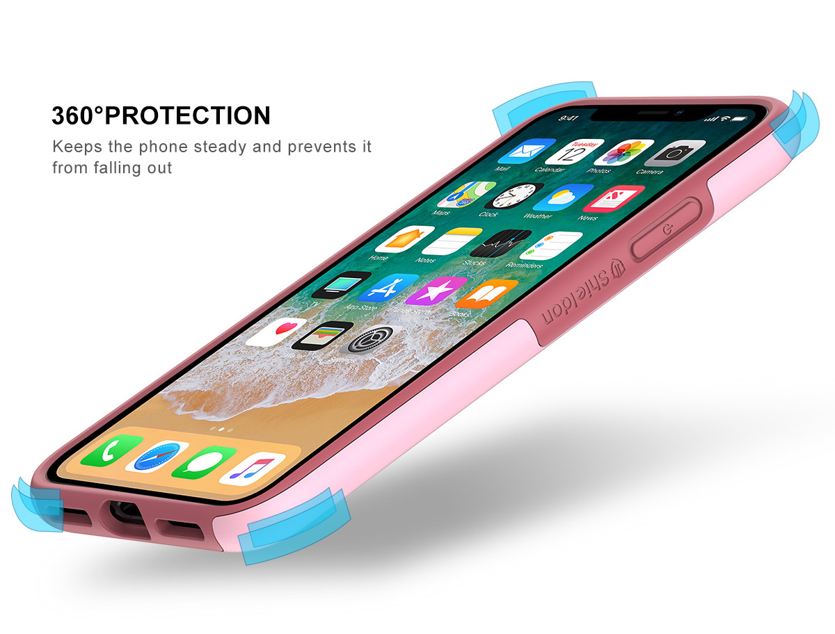 drop a pin iphone shieldon iphone xs iphone x pink color for 14034