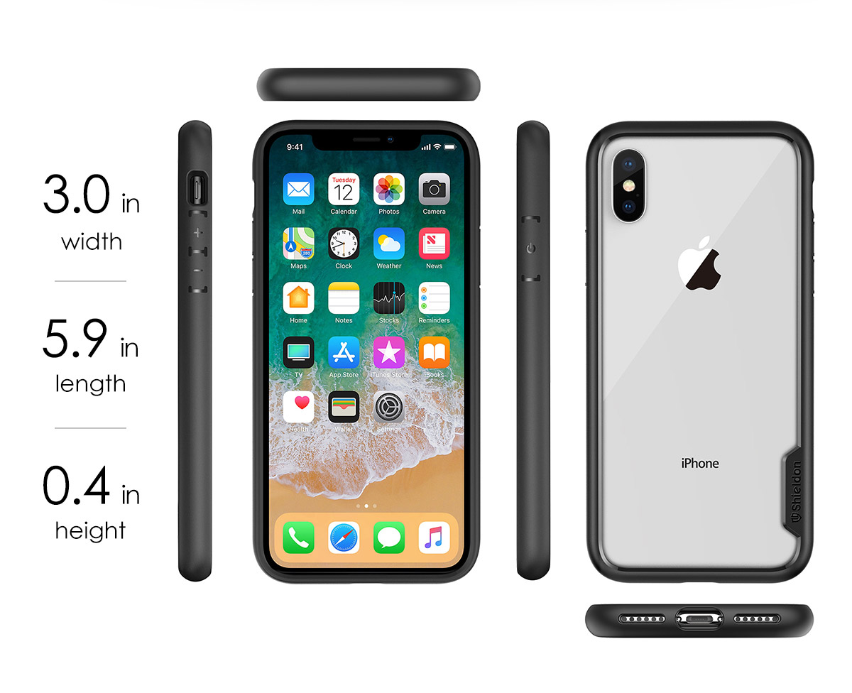 iPhone X / iPhone XS Protection Case