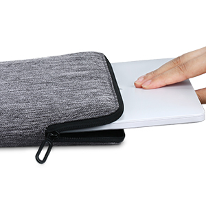 SHIELDON Laptop Sleeve Bag Cover Case