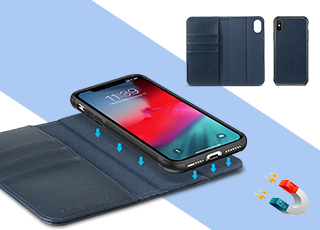 TUCCH iPhone XS Max Detachable Case