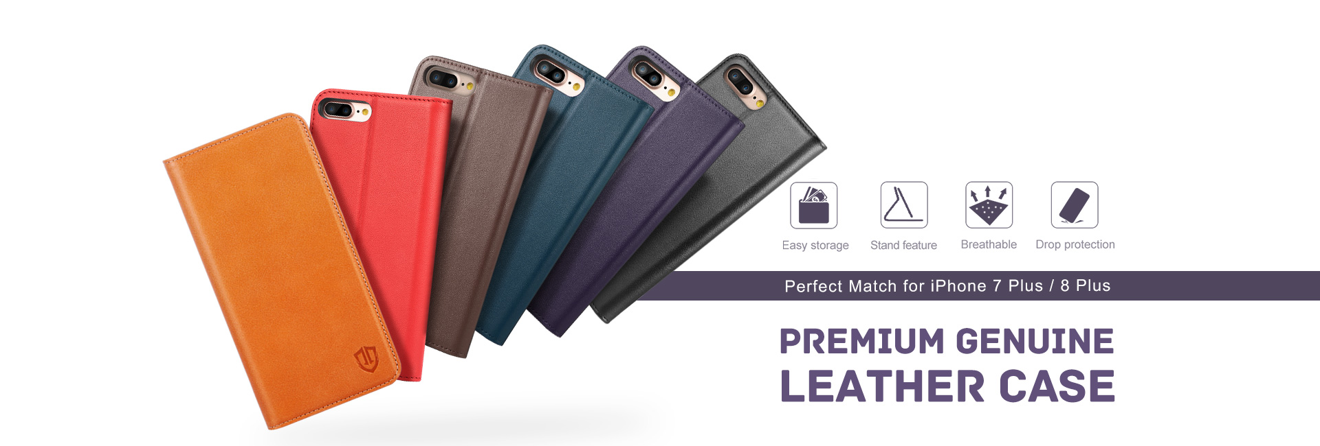 PREMIUM GENUINE LEATHER CASE