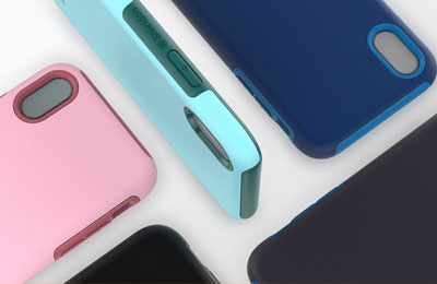 iPhone X Protective Case - Plateau Series