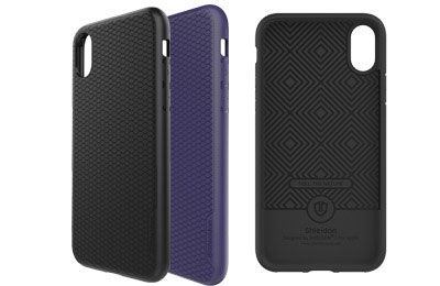 iPone X protective case Waves Series