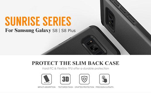 Samsung Galaxy S8, Galaxy S8 Plus protective case