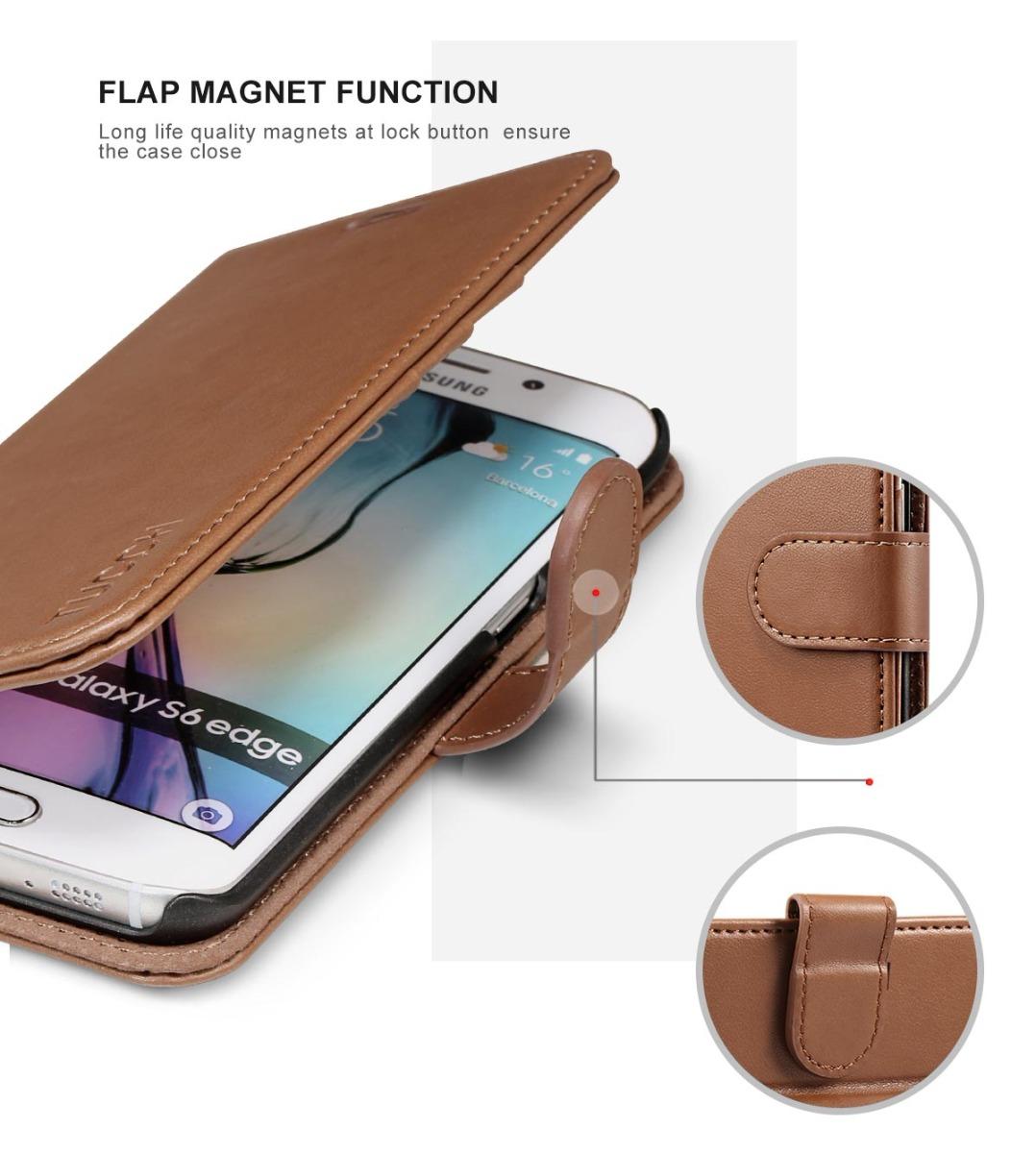 TUCCH Galaxy S6 Edge Case