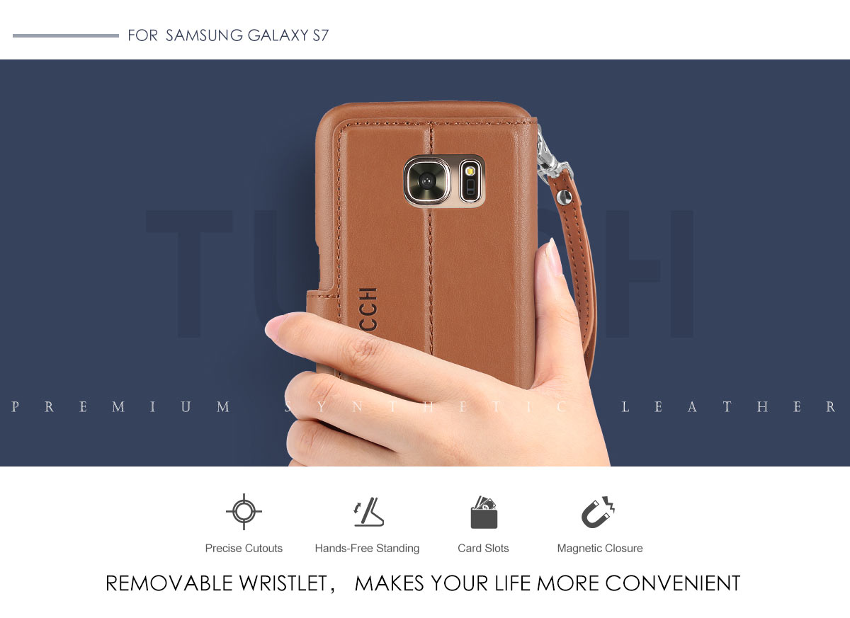 TUCCH Galaxy S7 Case