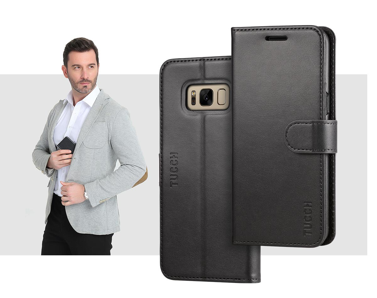 TUCCH Galaxy S8 Plus Case